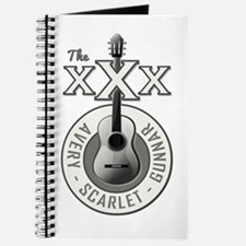 THE TRIPLE X'S Journal