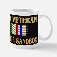 I survived the sandbox Mugs