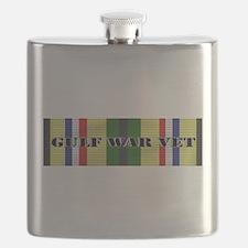 Gulf War Vet Flask