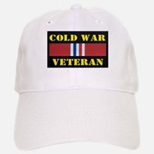 COLD WAR VETERAN Baseball Baseball Baseball Cap