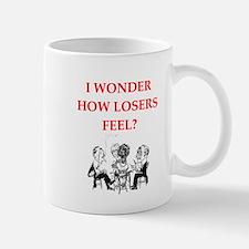 winner joke Mugs