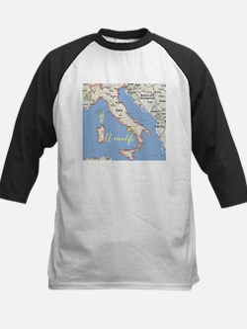 Amalfi, Italy Baseball Jersey