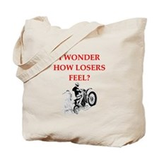 dirt bike Tote Bag