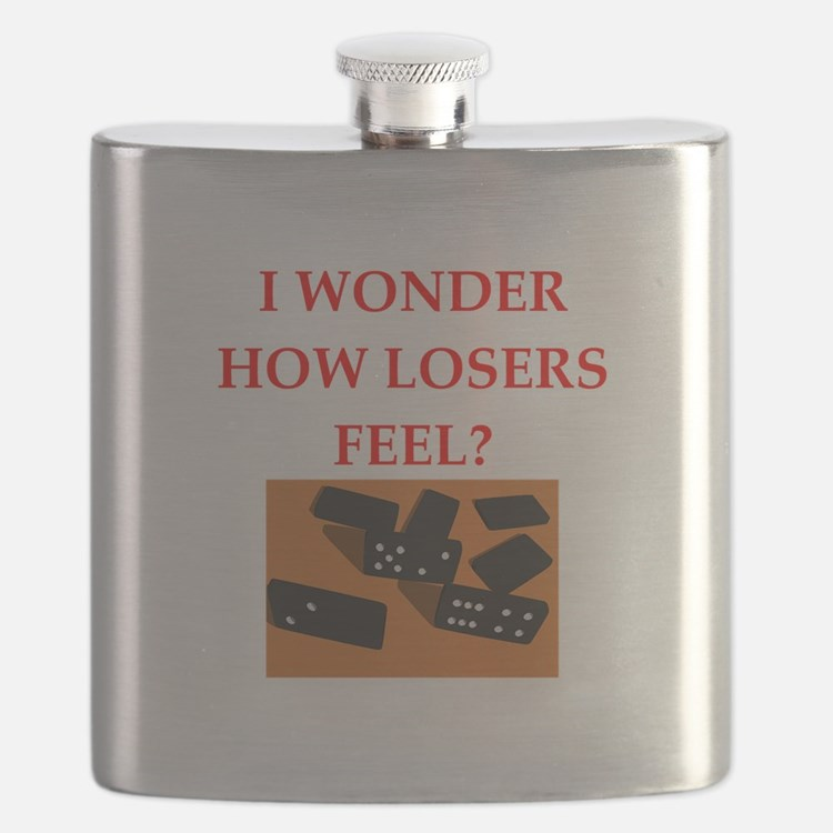 dominoes Flask