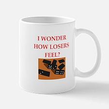 dominoes Mugs