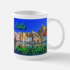 Beautiful Amalfi Coast Mugs