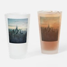 Cute Nyc Drinking Glass