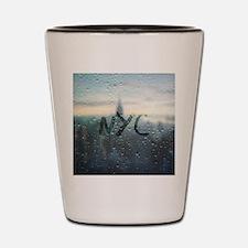 Cute Manhattan Shot Glass