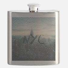 Cute Manhattan Flask