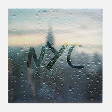 Cute Manhattan Tile Coaster