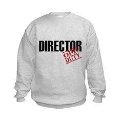 Off Duty Director Sweatshirt