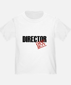 Off Duty Director T