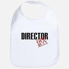 Off Duty Director Bib