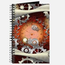 Steampunk in noble design Journal