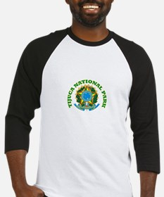 Tijuca National Park Baseball Jersey