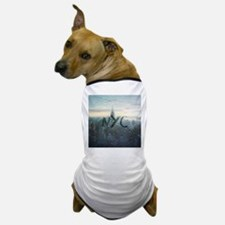 Rainy Day in NYC Dog T-Shirt