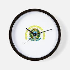 Tijuca National Park Wall Clock