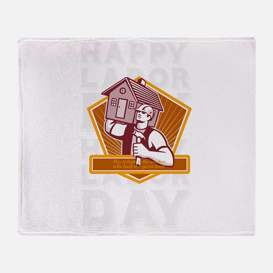 Labor Day Greeting Card Builder Hammer House Shiel