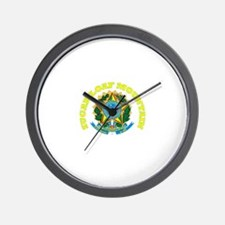 Sugar Loaf Mountain Wall Clock