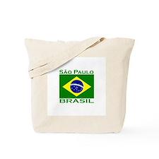 Sao Paulo, Brazil Tote Bag