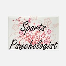 Sports Psychologist Artistic Job Design wi Magnets