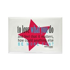 Cute Slogans Rectangle Magnet (10 pack)