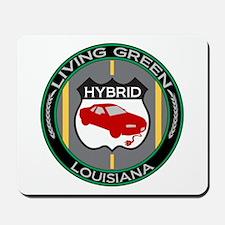 Living Green Hybrid Louisiana Mousepad