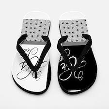 Her Side His Flip Flops