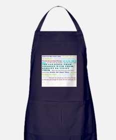 people who change things Apron (dark)