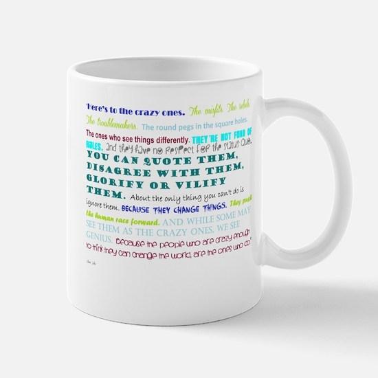 people who change things Mugs