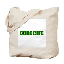 Recife, Brazil Tote Bag