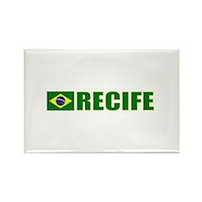 Recife, Brazil Rectangle Magnet