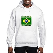 Recife, Brazil Hoodie
