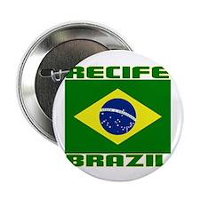 """Recife, Brazil 2.25"""" Button (100 pack)"""