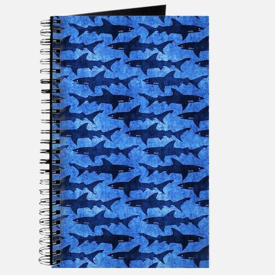 Sharks in the Deep Blue Sea Journal