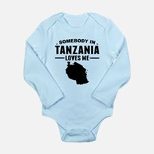 Somebody In Tanzania Loves Me Body Suit