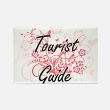 Tourist Guide Artistic Job Design with Flo Magnets
