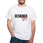 Off Duty Designer White T-Shirt