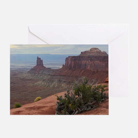 Unique Canyonlands Greeting Card