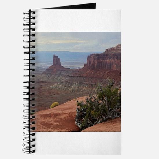 Green River Overlook Journal
