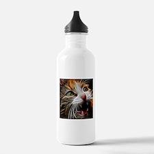 Cat011 Water Bottle