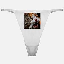 Cat011 Classic Thong