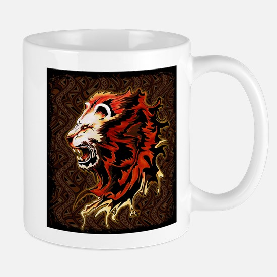 King Lion Roar Mugs