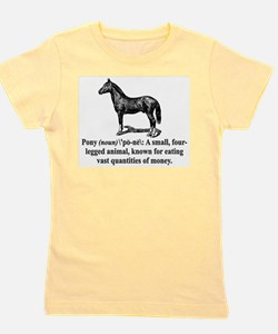 Definition of a Pony T-Shirt