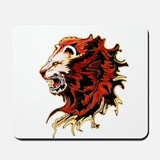 King Lion Roar Mousepad