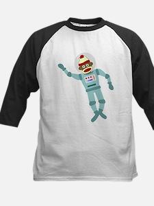 Sock Monkey Astronaut Tee