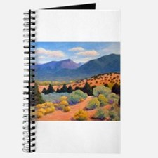 """Hidden Spring"" by Ramona Montano Journal"