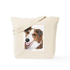 English Shepherd Tote Bag