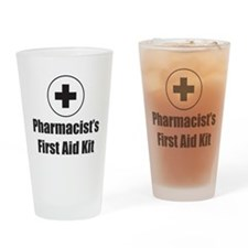 Pharmacist Drinking Glass