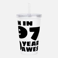 Cool 40 Acrylic Double-wall Tumbler